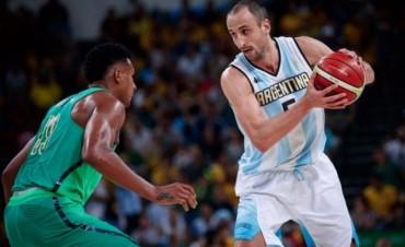 Argentina la remó desde abajo, le ganó a Brasil en dos suplementarios y está en cuartos