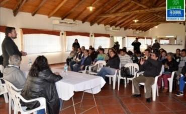 El Municipio y el Icab acordaron la creación del Área de Bromatologia y capacitaciones