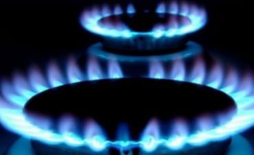 Las facturas de gas adeudadas se pagarán en cuatro cuotas