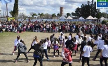 Festejos por el Día del Niño en Federal