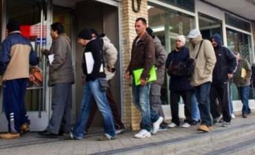 Según INDEC, el desempleo creció a 9,3% y ya afecta a 1.165.000 personas