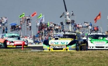 El TC pone en marcha la actividad oficial en el autódromo de Paraná
