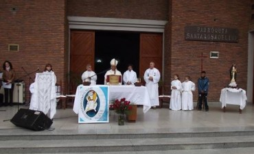 Celebraciones en honor a Santa Rosa de Lima
