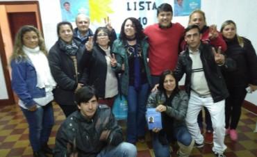 Federal: se presentó la Lista N 10 con la presencia del Dip.Nac. Jorge Barreto