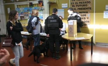 PASO 2017: Mirá cómo votó tu mesa
