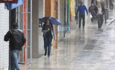 Anuncian tormentas y lluvias de hasta 100 milímetros para Entre Ríos