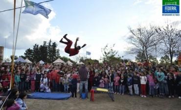 Federal prepara los festejos por el Día del Niño