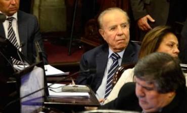 Carlos Menem quedó habilitado para ser candidato en octubre