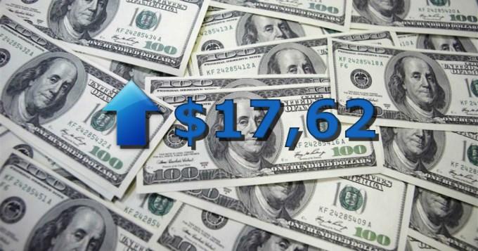 El dólar volvió a subir