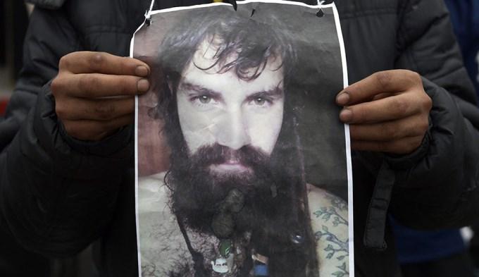 La ONU le exigió al Gobierno buscar con urgencia a Maldonado