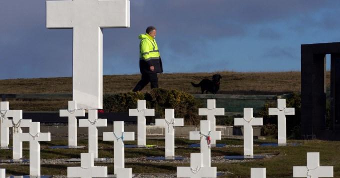 Malvinas: terminan las identificaciones