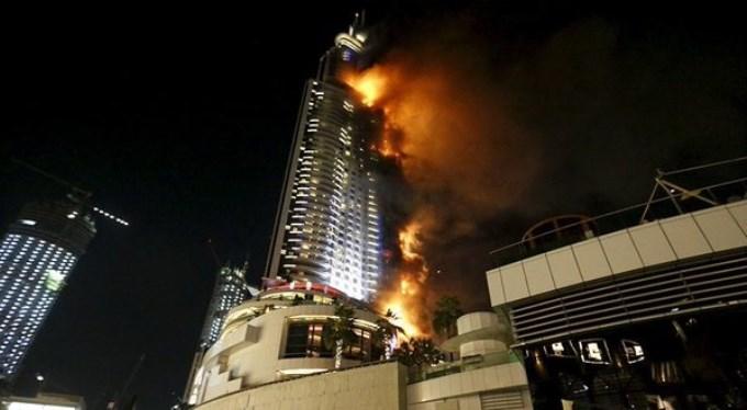 Se incendió la torre