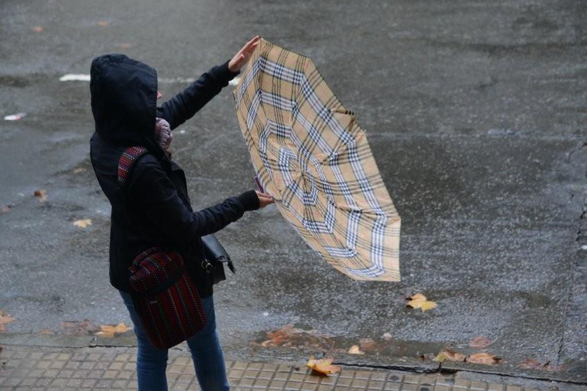 Alerta para Entre Ríos por vientos que podrían alcanzar los 85 km/h