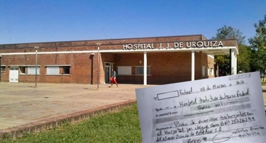 Piden la remisión a juicio de la causa por el médico trucho en el hospital de Federal