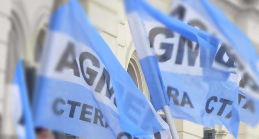 El Gobierno convocó a AGMER para el 13 de septiembre y el gremio ratificó el paro de 48 horas