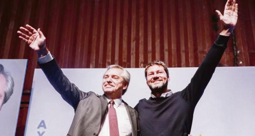 Alberto y Cristina ya arañan 45% para octubre: alarma en la Casa Rosada