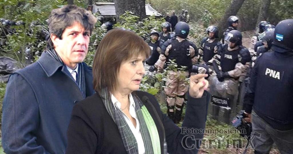 El Gobierno denunció a Pablo Noceti por su responsabilidad en la muerte de Santiago Maldonado