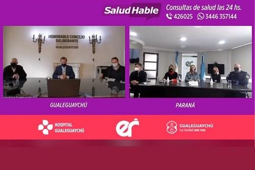 Gualeguaychú fue declarada zona de transmisión comunitaria de coronavirus y vuelve a aislamiento