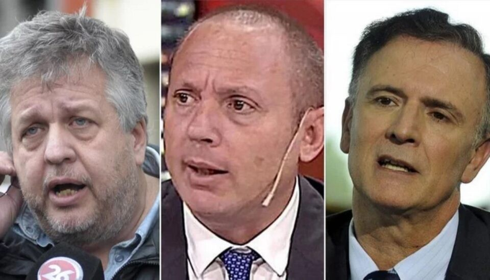 Malas noticias para Stornelli y Santoro: el D'Alessiogate no irá a Comodoro Py