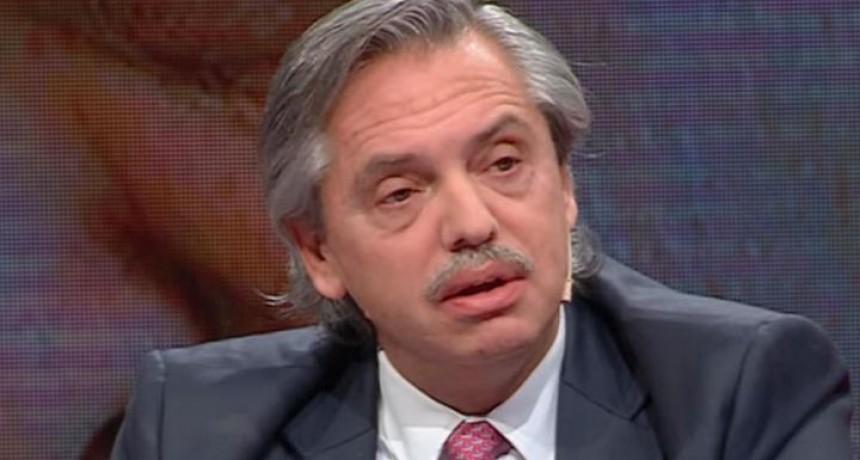 """Alberto Fernández tras el acuerdo por la deuda: """"Hemos recuperado autonomia de decisión"""""""