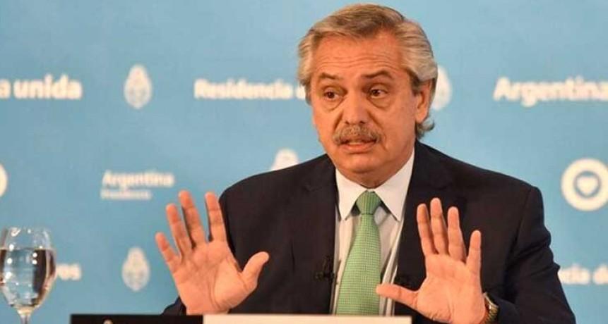 La nueva cuarentena: las frases destacadas del anuncio de Alberto Fernández