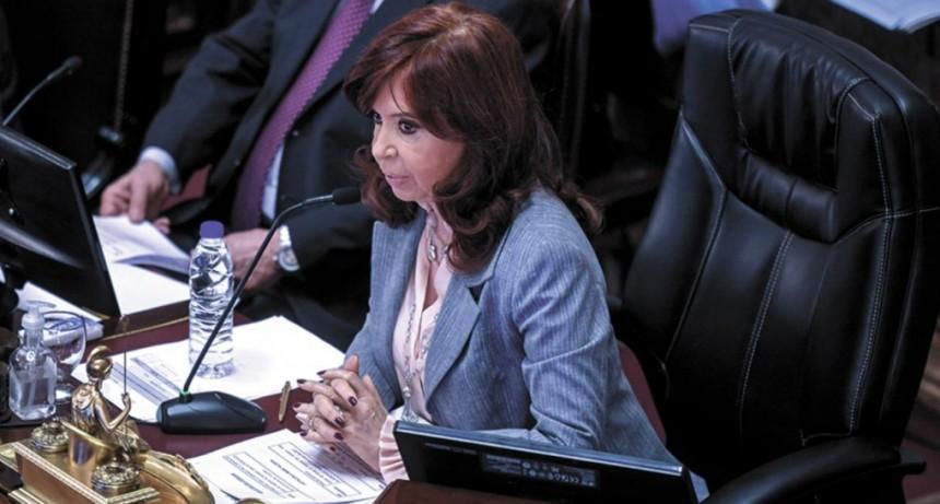 Media sanción del Senado a la reforma judicial