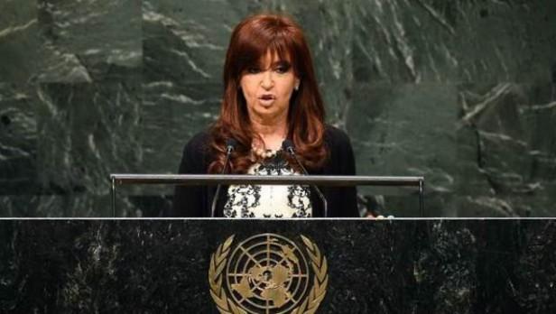 Cristina reafirmó el apoyo internacional cosechado por Argentina tras su discurso en ante la ONU