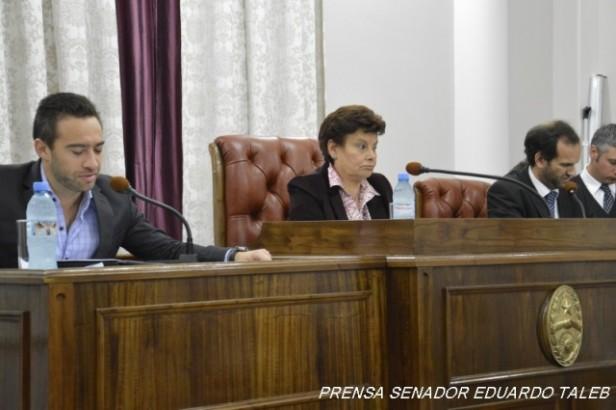 Los senadores provinciales apoyan el pedido realizado por la localidad de Conscripto Bernardi