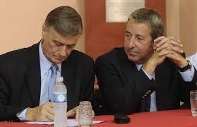 Julio Cobos y Hermes Binner coquetearon con la posibilidad de compartir una fórmula presidencial