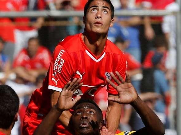 Independiente se recuperó de su última caída, le ganó a Central y es escolta