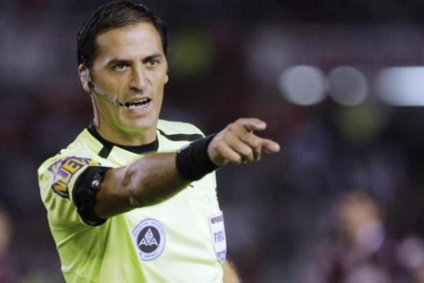River-Boca: Mauro Vigliano será el árbitro del superclásico en el Monumental