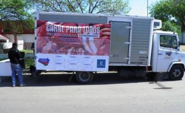 El camión de Carne para Todos ya está en Federal