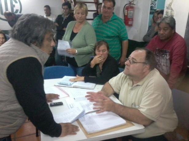 Elecciones en ATE: afiliados eligen la nueva conducción del gremio