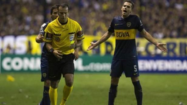 Darío Herrera dirigirá otra vez un Boca-River