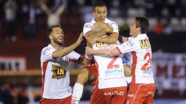 Sudamericana: Huracán venció a Tigre y avanzó a los octavos