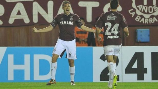 Copa Sudamericana: Lanús goleó y se metió en octavos de final