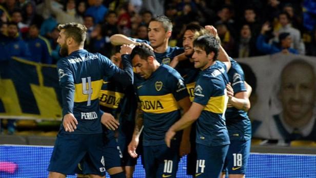Boca sufrió, pero se metió en semifinales de la Copa Argentina