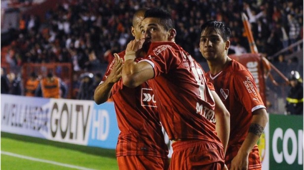 Independiente sigue afilado y le ganó un duro choque a Olimpia
