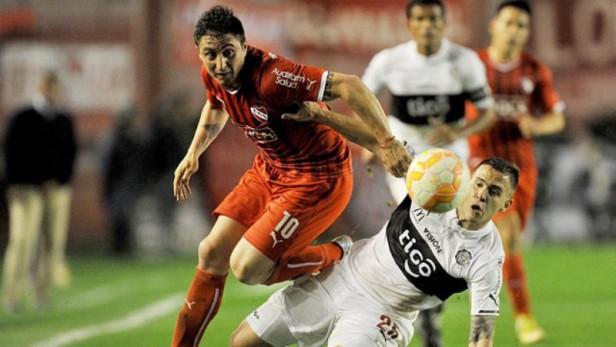 Independiente visita al duro Olímpia en busca de su pase a cuartos