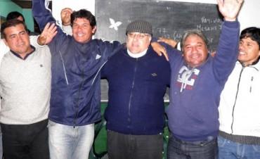 Alejandro Brandolini se impuso a Martín Olier en ATE por escaso margen