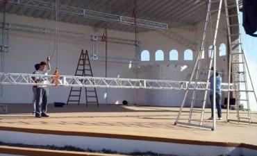 Comienzan los preparativos para la Mega Fiesta del Cuchillero este fin de semana