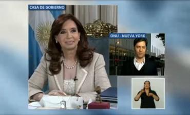 Cristina: 'Valió la pena dar pelea'