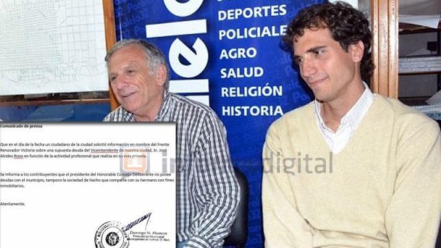 Escándalo en Cambiemos: el vice de Maiocco le habría falsificado la firma