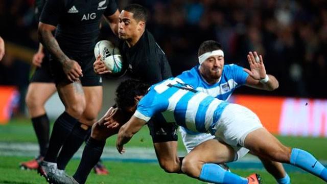 En Nueva Zelanda, Los Pumas no pudieron ante los All Blacks