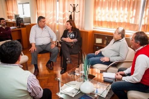 Provincia y Nación coordinan obras viales en Entre Ríos