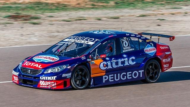 Se pone en marcha una nueva fecha del Súper TC2000 en La Pampa