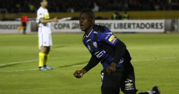 Angulo, el verdugo de Boca en la Copa, volvió a dar positivo