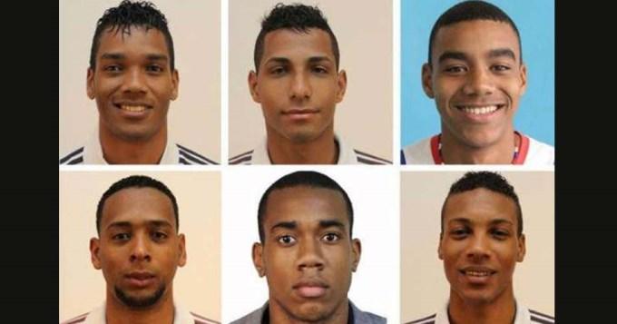Prisión para los voleibolistas cubanos que violaron a piba en Finlandia