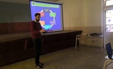 El Municipio expuso su experiencia en materia ambiental en C. Bernardi