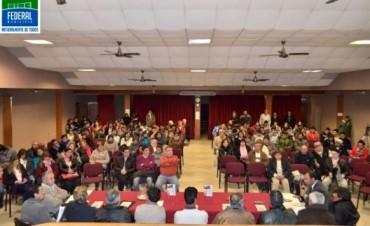 Los escritores federalenses presentaron su 6° Antología